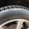 アウトバック、タイヤ交換
