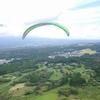 【パラグライダー体験】目の前に広がる富士山は絶景