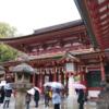 【福岡旅行】雨の太宰府観光!