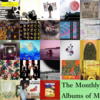 The Monthly Best Albums-3月編