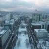 2019年初フライトは札幌へ① 空港グルメと札幌観光