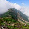 上ホロカメットク山に登ってきました
