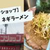 【ラーメンショップ】絶品ねぎラーメンを実食レポ【新守谷駅】