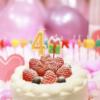 誕生日がやってくる!4歳の男前な娘が欲しがるもの。