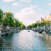アムステルダムの街を観光。冬でも十分満喫!