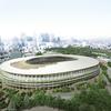 東京散歩ツーリング 2020 TOKYOオリンピック 開会式まで、あと1年 国立競技場・偵察 神宮絵画館&お岩さん稲荷までそぞろ歩き