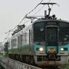 加古川線で125系の3両編成を撮る