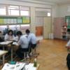 二本松市立新殿小学校でした