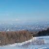 冬山を見にスキーへ