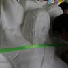輪島の千枚田にいた塩像が引っ越し&修復していた