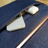 【レビュー】inateckのMacBookケースを購入しました。
