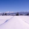 ごちゃごちゃ隠す雪景色