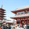 浅草の浅草寺にある五重塔が一番高く外国人にも人気って本当?