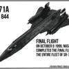 サポーター10,000人達成! レゴ アイデア「SR-71A The Final Flight(SR-71A 最終フライト)」