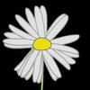 アンリアル花占い 制作メモ(2)「花びらをプロシージャルに作る」
