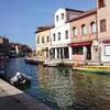 イタリア 「ヴェネツィアン・グラス」で有名なムラーノ島