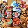 一切調理器具のいらない食事は菓子と缶詰とパン