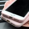 ゲーム機、可愛い子豚 さくらんぼiPhone8ケース