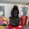 一番町アーケード 展示 青葉祭り