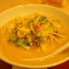 長崎空港のレストラン エアポートでちゃんぽん麺