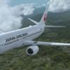 【FSX】【P3D】PMDG737NGX用 日本航空(国内線仕様)B737-800 JA301J 塗装 v2.2【2017.05.23更新】