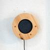 Amazon Echo Dot(アレクサ)を壁に掛けたい!専用壁掛けホルダーをDIY!