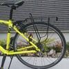 クロスバイクにリアキャリアをつける │ 最強の通勤用自転車 CYLVA F24