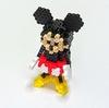 【アイロンビーズ3D】ミッキーマウス、組み立て工程