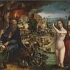 お色気作戦?悪魔のリンチ?美女や悪魔に老人はなぜ襲われているのか。西洋版百鬼夜行「聖アントニウスの誘惑」の解説①