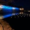 彦根城の堀(滋賀県彦根)