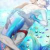 イラスト・オリジナルBL「人間×人魚」
