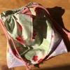お祭り巾着を作りました