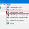 Cheat Engineの使い方  チュートリアルStep2の攻略 (ゲーム改造/チート)