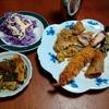 幸運な病のレシピ( 2235 )昼 :手巻き春巻き、鶏唐揚、エビフライ、海鮮フリッタ