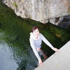 和歌山県某所 絶景!夢の跡の温泉