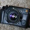 (Camera)X-Pro2 × NOKTON classic 40mmF1.4