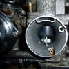 NV400SP プラグ焼けが黒い その4 ニードルジェット