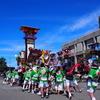 松波人形キリコ祭り(速報)