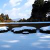 庭園32 正伝寺庭園 伝小堀遠州の比叡山借景庭園