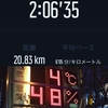 12月29日(土)メンテナンスからの20km走。
