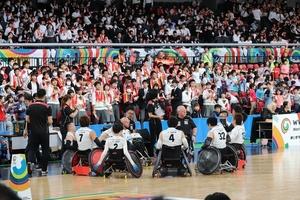 【パラスポーツ】車いすラグビー=ワールドチャレンジ初日 日本代表が格下ブラジルに快勝 優勝へ好発進