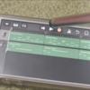 iPhoneのGarageBandでピアノ打ち込み14秒