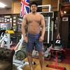85kgの身体