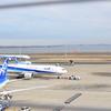 クリスマスは羽田空港で飛行機を見てきたよ!