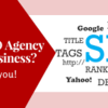 Top 10 Most Important Things To Consider When Hiring an SEO Agency.