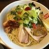 【新潟県上越市】7月中頃までの期間限定!今年も「麺屋あごすけ」さんの爽辛つけ麺が食べられる。