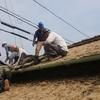 葺き替えの瓦は処分するだけでなく、もう一度、屋根で使うこともあります。