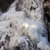 三船の滝氷瀑