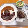 【丸善カフェ】早矢仕ライス(ハヤシライス)とビーフカレーのランチ