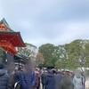 ☆2020年 穴八幡宮 混雑状況①&タンタンタイガー☆